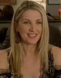 L'attrice Francesca Stajano