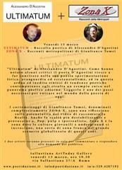 Poesia e Cinema locandina ufficiale dell'evento - Clicca per ingrandire l'immagine
