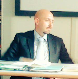 Alessandro D'Agostini fondatore del Movimento Poeti d'Azione