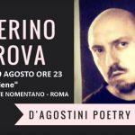 Estate Romana, 9 agosto: Alessandro D'Agostini ad ArenAniene con il D'Agostini Poetry Project – Concerto-Spettacolo di poesia in jazz